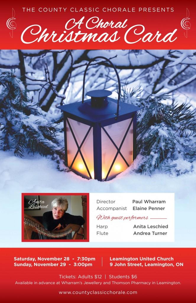 A Choral Christmas Card